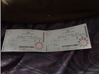 2 Tickets for H.I.M His Infernal Majesty final tour London Roundhouse