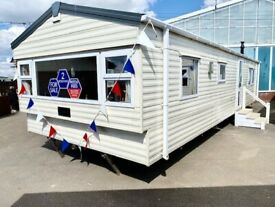 Double glazed & Centrally heated caravan for sale sited in Essex !