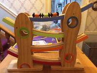ELC Wooden Click Clack Track