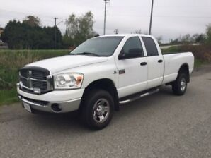 2009 Dodge Ram 3500 6.7L cummins diesel 4X4 crewcab longbox 248K