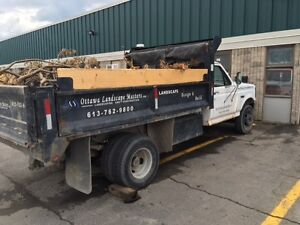 1994 Ford F-550 dump truck (Located in Ottawa On.)