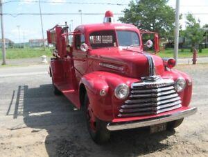 Mercury Pompier 3ton