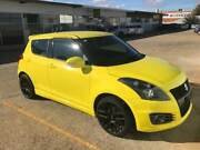 2014 Suzuki Swift Fyshwick South Canberra Preview