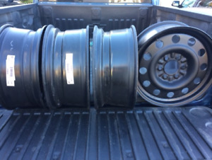 Ford 150 steel rims