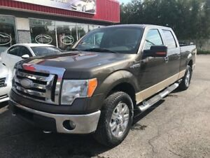 Ford F-150 4WD SuperCrew***GARANTIE 1 AN INCLUSE*** 2009