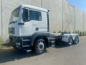 2004 MAN TGA 26-360 Prime Mover  580,628 km's  Manual Transmission Bell Park Geelong City Preview