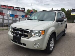 2008 Ford Escape LEATHER+ROOF