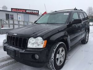 2007 JEEP GRAND CHEROKEE LAREDO 4X4 (3YR-WARRANTY)