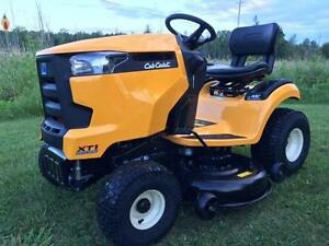 Cub Cadet LT46 Lawn Tractors!  22HP Kohler Vtwin Engine! 0% FINANCING! ONLY $66.64 / Month!  Delivery available!