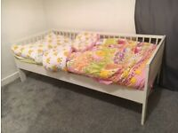 Junior bed IKEA with mattress