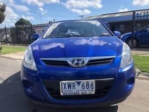 2010 Hyundai i20 West Footscray Maribyrnong Area Preview