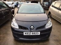 2006 Renault clio, 1.4 petrol, for parts only, all parts available