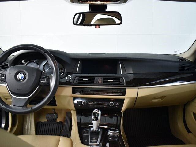 Image 5 Voiture Européenne d'occasion BMW 5-Series 2014