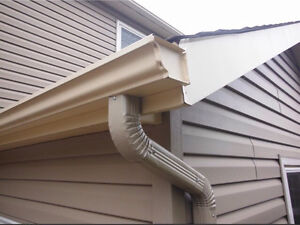 Wanted: Scrap eavestrough and downspout