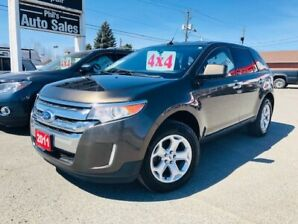 2011 Ford Edge SEL AWD *CERTIFIED *HEATED SEATS *REMOTE START