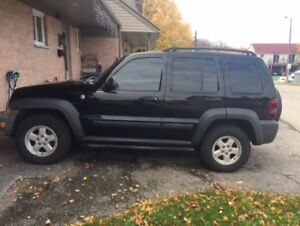 2006 Jeep Liberty SPORT 4x4 SUV, Crossover