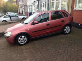 Automatic Vauxhall Corsa 1.2, Engine 1189, Fuel Type Petrol - Ideal First Car, Good Runner