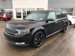 2017 Ford Flex Limited FULLY LOADED LIMITED! LOW KMS. DRIVES...