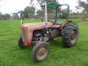 Massey Ferguson 35x Tractor Tanunda Barossa Area Preview