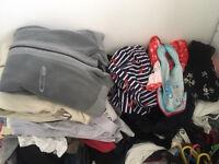 Mens bundle of clothing, L/XL