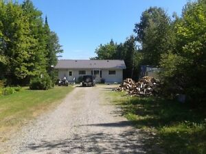 WATERFRONT HOME OR COTTAGE FOR SALE IN THE HEART OF THE LACLOCHE