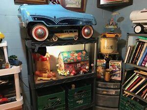 Old Metal Toys