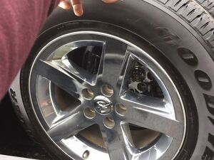 Dodge Ram Tires and Wheels..275/60/20