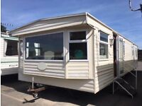 CHEAP ABI HOLIDAY HOME STATIC CARAVAN - CHEAP SITE SITE FEES - NEAR THE BEACH - EXTRAS INCLUDED