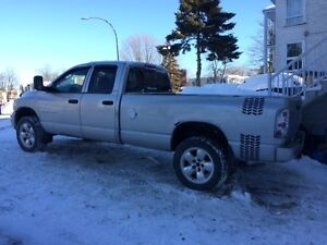 2002 Dodge Power Ram 1500 Magnum Pickup Truck