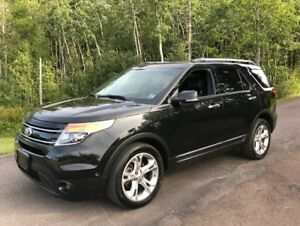 2013 Ford Explorer Limited 7 Seater