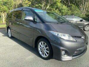 2010 Toyota Estima ACR50 Grey 6 Speed Automatic Wagon Warana Maroochydore Area Preview