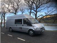 Ford Transit LWB Campervan Conversion. 2.4L D