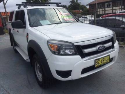 2009 Ford Ranger, 3L Turbo Diesel, Automatic, Low mileage!! Strathfield Strathfield Area Preview