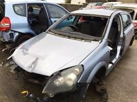 2006 Vauxhall astra, 1.4 petrol, for parts only, all parts available