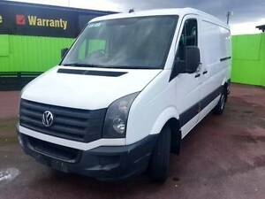 2012 Volkswagen Crafter *Low Mileage Yeerongpilly Brisbane South West Preview