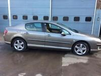 Peugeot 407 2.0HDi 136 2004MY SV with service history
