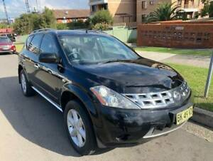 2007 NISAN MURANO TI 4X4 WELL MAINTAINED LOW KMS LEATHER ROOF Wollongong Wollongong Area Preview