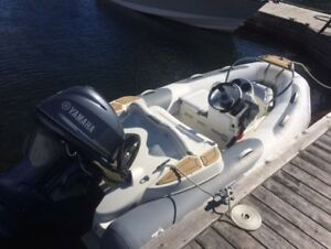 Great Tender Inflatable boat. ZODIAC Dinghy