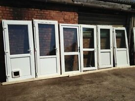 Plenty Upvc Double Glaze Back Doors for Sale in Birmingham