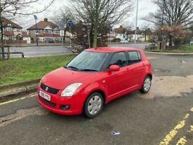 Suzuki SWIFT 2010 5 doors ,MOT Feb 2022 Just had full service 96930 Miles Excellent car £1995