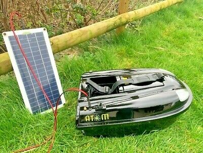 20 - Watt Flexible Solar Panel for Waverunner/Atom/Shuttle/Sport Bait Boats