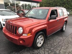 Jeep Patriot 4WD   ***GARANTIE 1 AN GRATUITE*** 2010