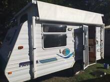 2004 Jayco Freedom Pop Top 14ft great little getaway Cooran Noosa Area Preview