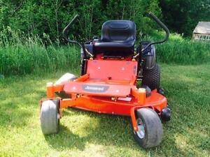 Jonsered Z54R Zero Turn Lawnmower! 10 Year Deck warranty!  We take trade ins!