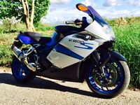 BMW K1200S ABS, ESA, FULL BMW SERVICE HISTORY, VERY GOOD CONDITION - 40K