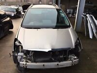 2003 Toyota corolla verso, 2.0 diesel, for parts only, all parts available