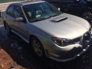 Subaru WRX Limited 2006