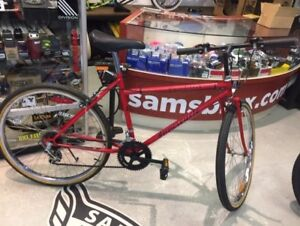 Used Supercycle Mountain Bike @ Sam's Bicycle Shop