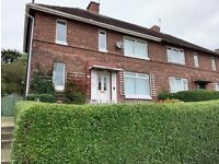 Newly Renovated Unfurnished 3 Bed Semi-Detached Property with Off Street Parking and Garden