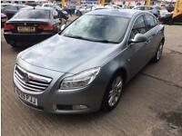 2009 Vauxhall Insignia Exclusiv FSH 1 Owner From New 1.8